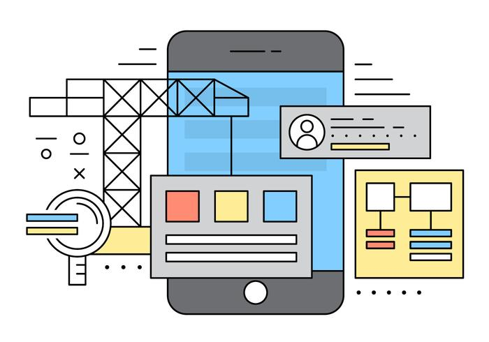 mobile-application-vector-illustration